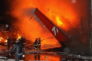 Le compagnie aeree più e meno sicure degli ultimi trent'anni