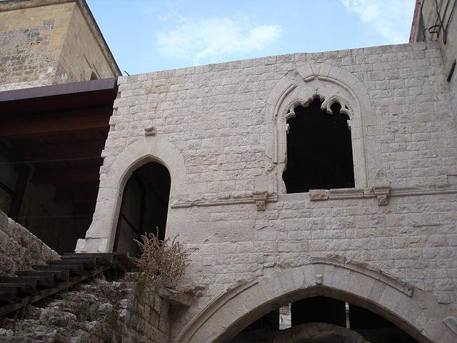 Particolare del Castello (Foto di Antonio Ciccolella)