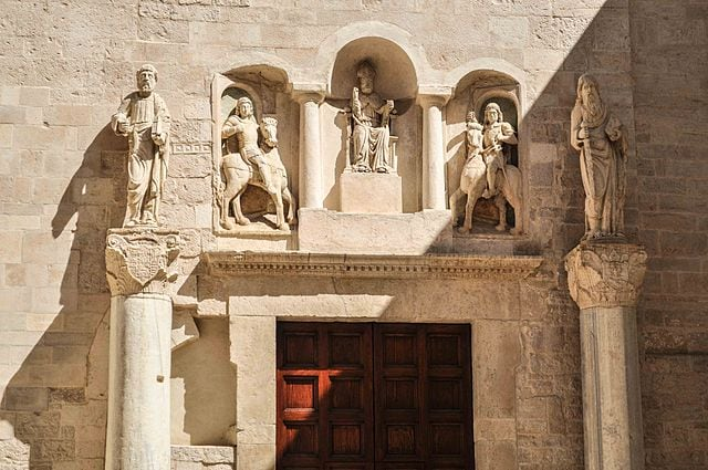 Dettaglio della Cattedrale (Foto di Wikimedia Commons)