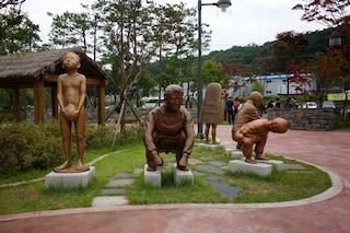 Un luogo per meditare: il primo parco a tema nel mondo dedicato alle toilette
