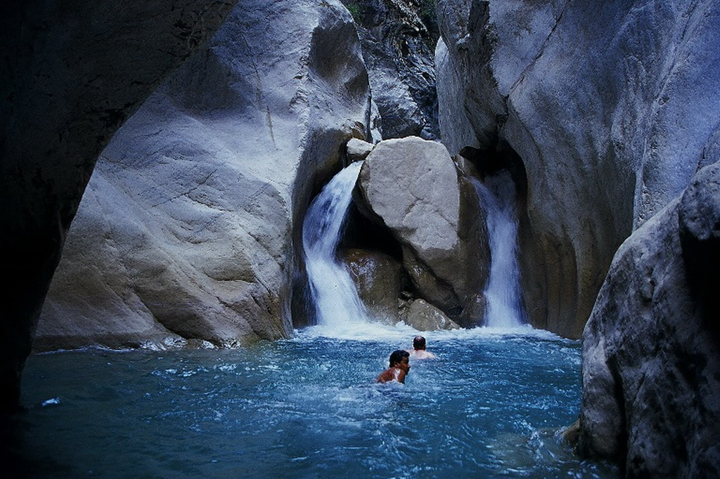 Escursione al Göynük Canyon