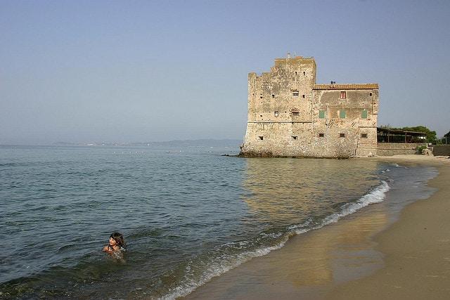 Mare di Follonica. Foto di Raffaele Sergi