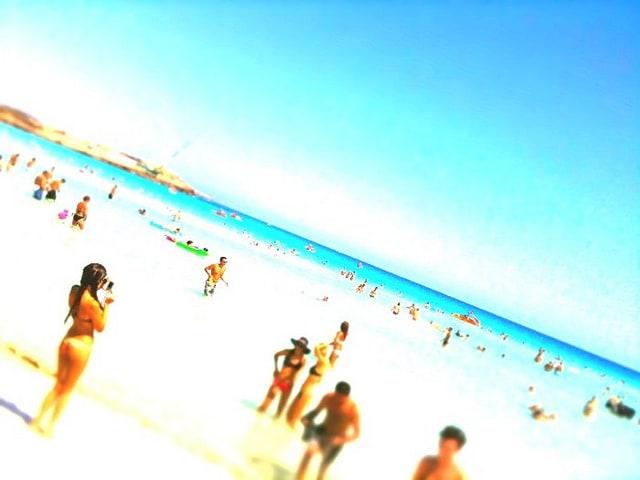 Nissi Beach ad Ayia Napa. Foto di Paul Papadimitriou