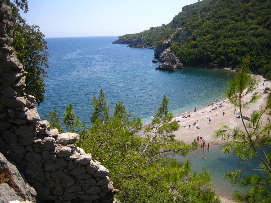 Spiagge di Olympos, Turchia