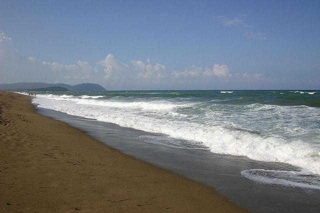 Spiaggia di Follonica, foto di Raffaele Sergi