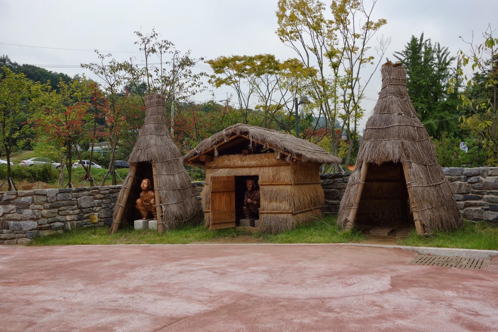 Toilette dell'antica Corea