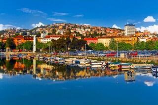 Fiume in Croazia, una città quasi italiana