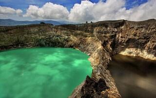 I laghi colorati dove riposano gli spiriti