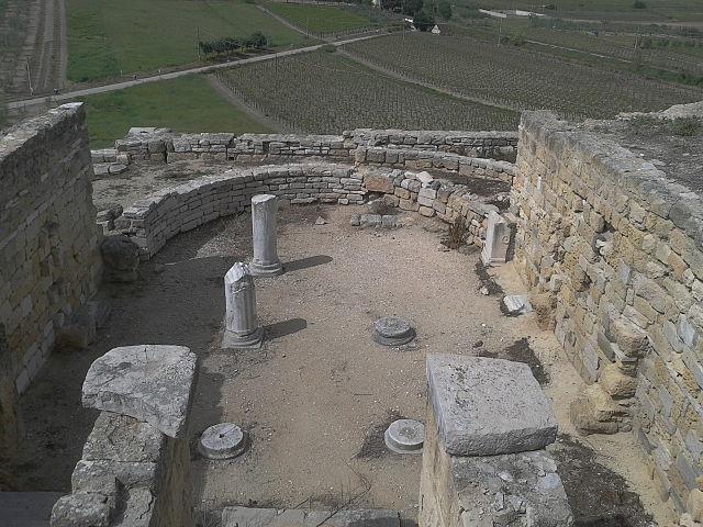 Area archeologica di Canne della Battaglia (Foto di maxzocca)