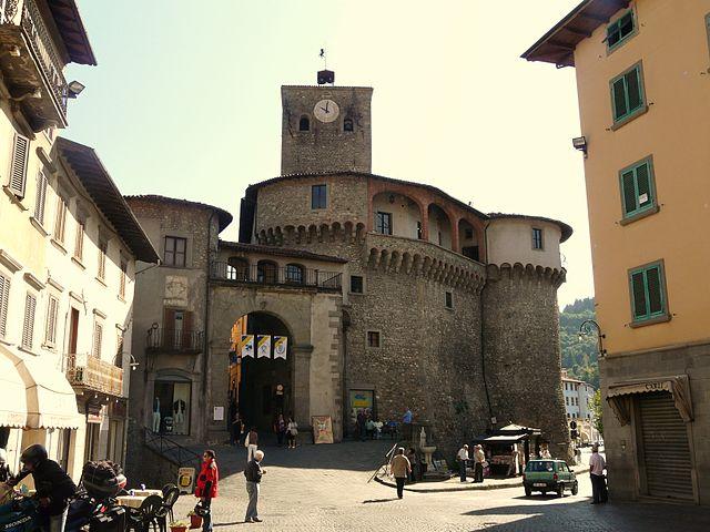 Castelnuovo di Garfagnana (Foto di Davide Papalini)