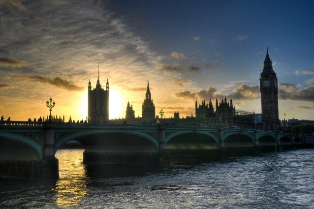 Londra, per raggiungerti dall'aeroporto ci vuole una guida (Foto di Greg Knapp).