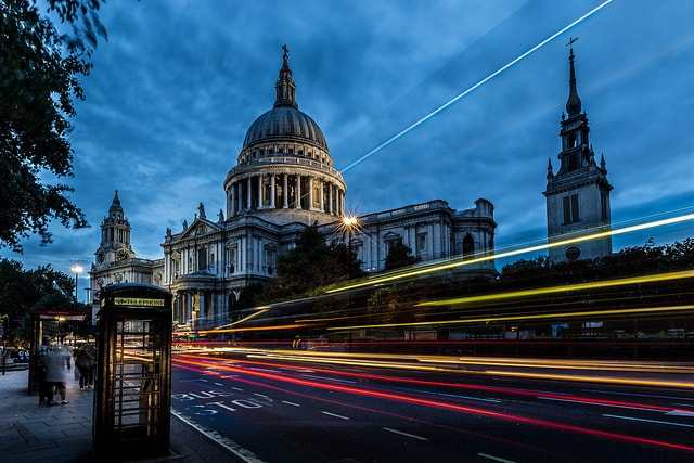St. Paul's Cathedral. Foto di Davide D'Amico