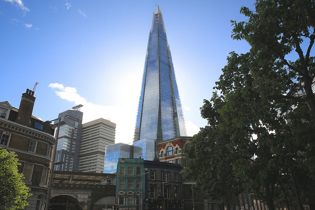 The Shard. Foto di Ronnie Macdonald