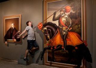 Quando l'arte inganna e diverte: il Trick Eye Museum