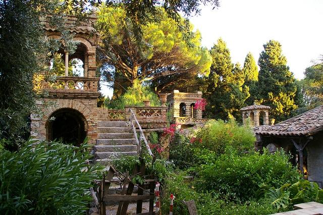 Da vedere a Taormina: la Villa comunale. Foto di Mathieu Dessus