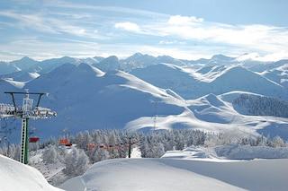Frabosa Soprana, sciare sul Monte Moro in Piemonte