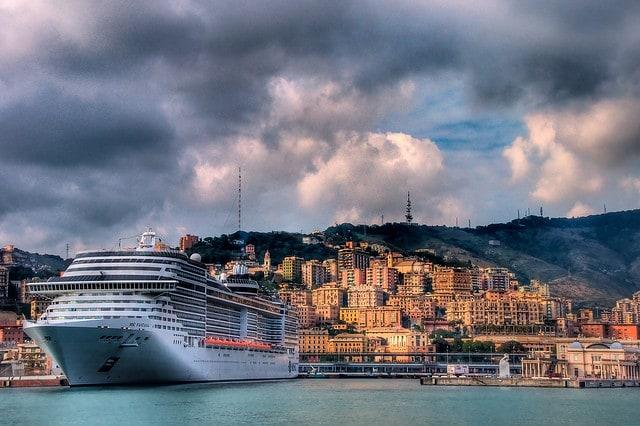 Veduta di Genova (Foto di Emilio Delleplane)
