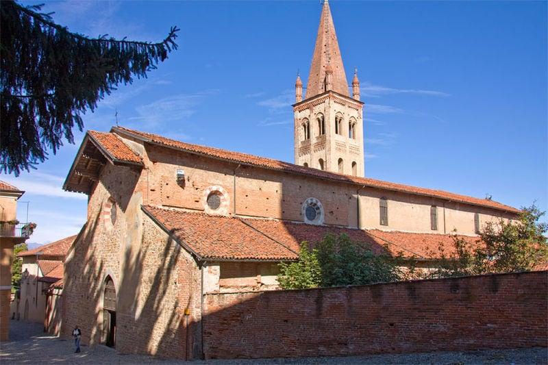 Chiesa di San Giovanni a Saluzzo – Foto di Alessandro Vecchi