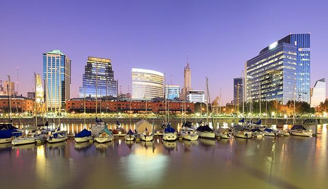 Cityline di Buenos Aires. Foto da Wikipedia.