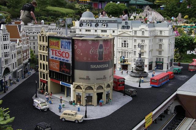 Legoland Windsor. Foto di Dave Catchpole