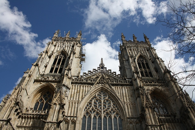 Cattedrale di York. Foto di Amy Bradley