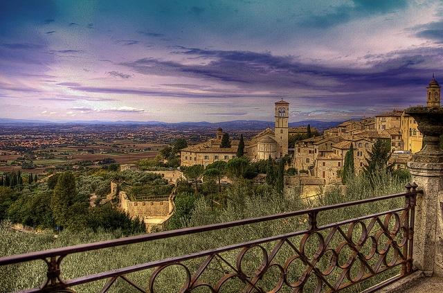 Assisi – Foto di Niels Jørn Buus Madsen
