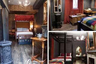 Dormire nella stanza di Harry Potter nella Gregorian House di Londra