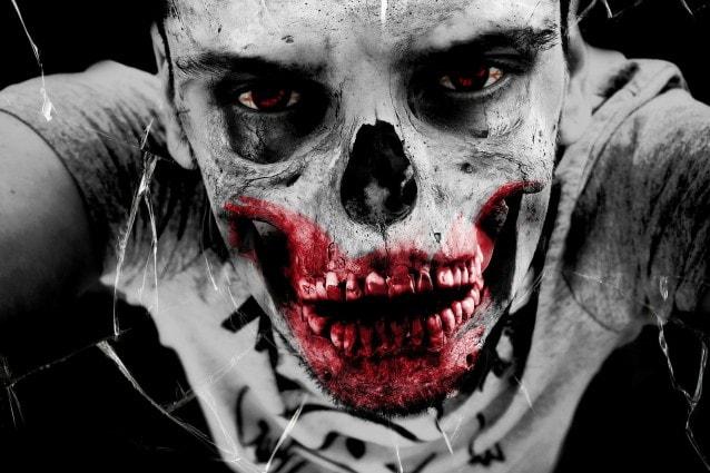 Horror live ad Halloween