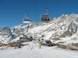 Vacanze in montagna in Valle d'Aosta: dove sciare e non solo