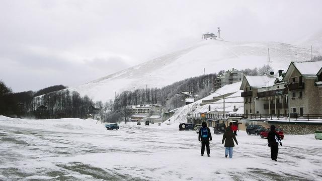 Impianti sciistici del Monte Terminillo