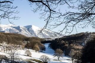 In Inverno l'Umbria è bella anche con la neve (soprattutto per chi ama sciare)