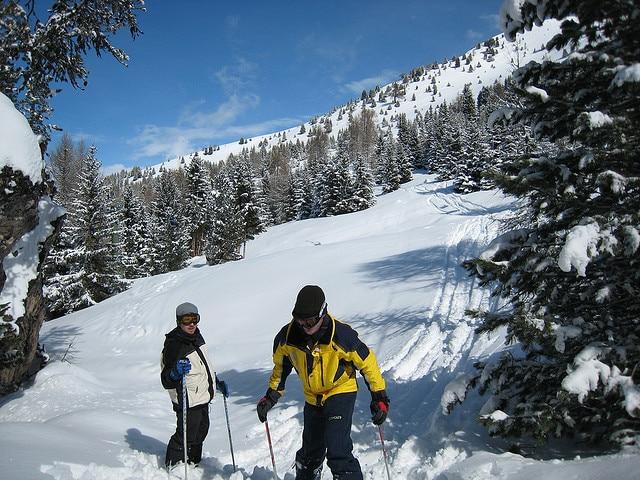 Sci alpino nelle Marche
