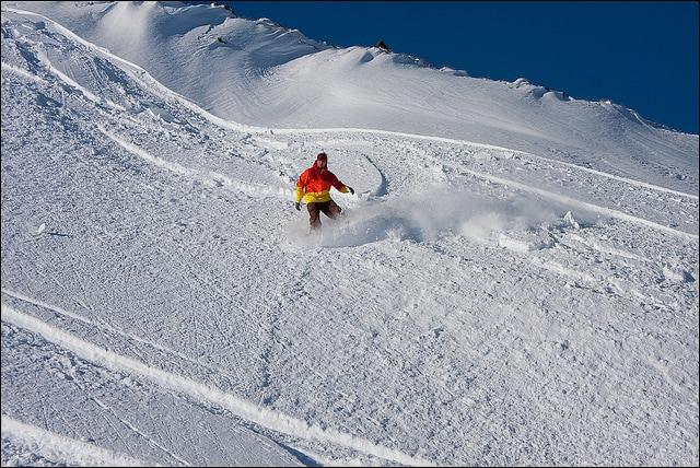 Snowboard in Umbria