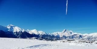 Vacanze sulla neve a Pescasseroli, dove il verde si tinge di bianco