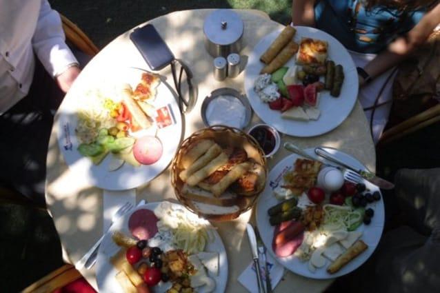 Colazione turca (photo by Rossella Columella).