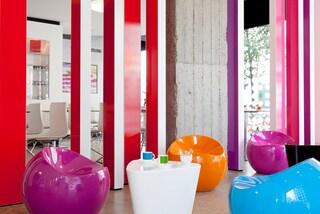 Pantone hotel: quanti colori in un solo albergo (FOTO)