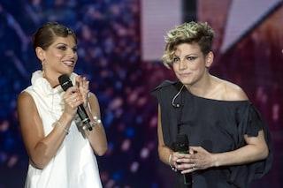 Emma Marrone e Alessandra Amoroso tornano ad Amici nella puntata del 16 gennaio