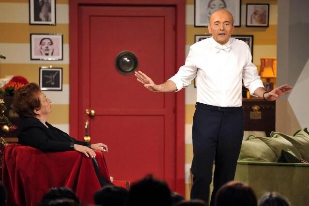 """Alfonso Signorini: """"Ho litigato con la Toffanin? Certo e sono pure etero…"""""""