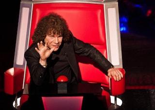 Riccardo Cocciante, il Calimero di The Voice of Italy