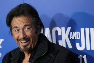 Amici 2013: Al Pacino e la storia di un bimbo che veniva dal Bronx