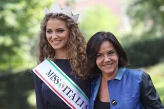 """Patrizia Mirigliani: """"Miss Italia ancora fuori dal palinsesto Rai, inevitabili tagli ai costi"""""""
