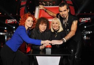 "The voice of Italy, dopo le ""blind auditions"" arrivano le eliminazioni dirette"