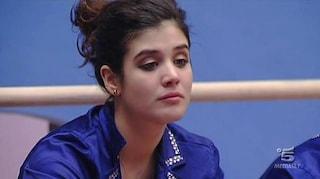 Anticipazioni settima puntata Amici 12, Ylenia Morganti eliminata