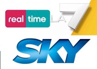Tutti fuggono verso Real Time, La7 e Sky: perché?