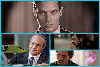 """Da Rodolfo Valentino a Massimo Troisi, tutte le """"biofiction"""" che vedremo in tv"""