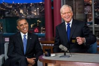 """Il """"Late Show"""" di David Letterman confermato fino al 2015"""