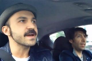 """Maccio Capatonda contro Herbert Ballerina: """"Non guardate il suo programma"""" (VIDEO)"""
