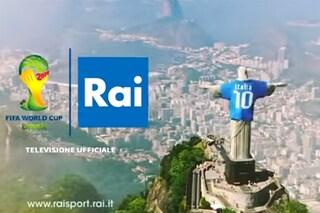 #RaiDown e il Cristo azzurro che fa arrabbiare il Brasile, parte male il servizio pubblico