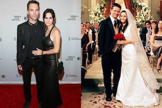 Friends, la Cox si sposerà con l'abito con cui Monica Geller sposò Chandler Bing