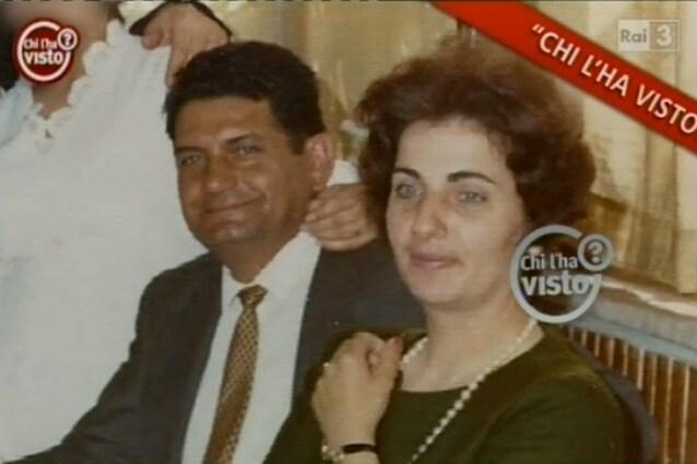 I genitori di Roberta Ragusa